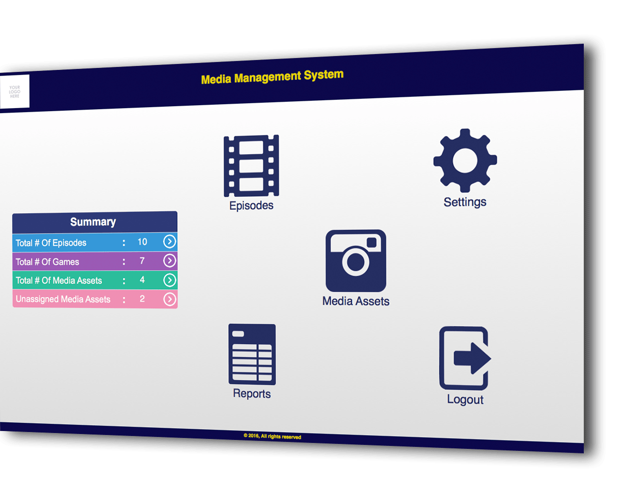 Media management system2