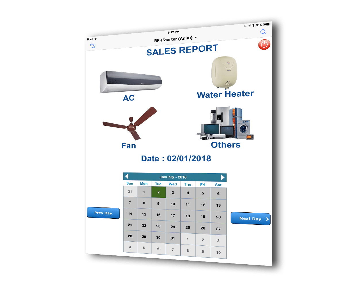 sales tracker2